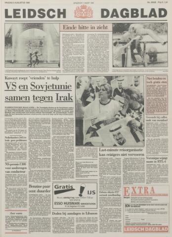 Leidsch Dagblad 1990-08-03