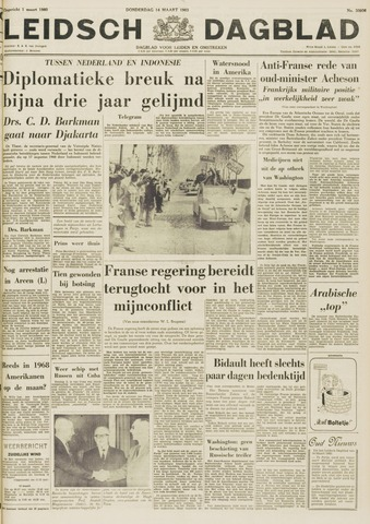 Leidsch Dagblad 1963-03-14