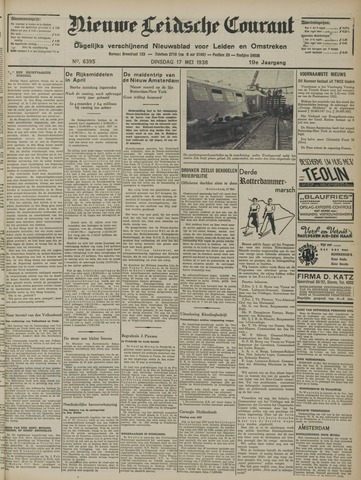 Nieuwe Leidsche Courant 1938-05-17