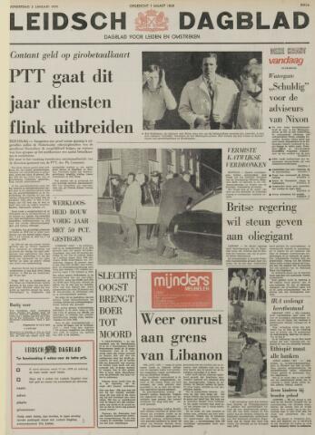 Leidsch Dagblad 1975