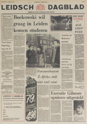 Leidsch Dagblad 1977-01-17