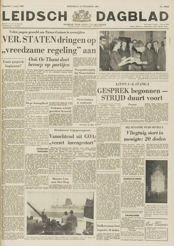 Leidsch Dagblad 1961-12-20