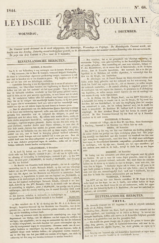 Leydse Courant 1844-12-04