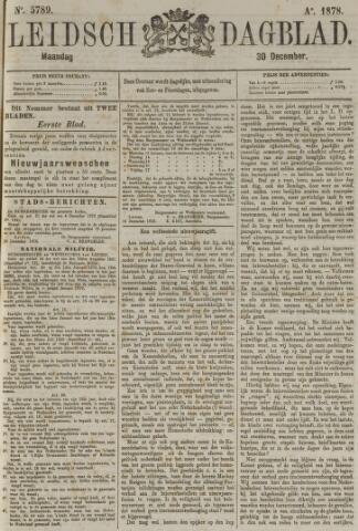 Leidsch Dagblad 1878-12-30