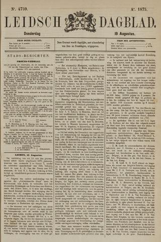 Leidsch Dagblad 1875-08-19