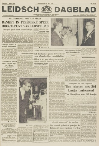 Leidsch Dagblad 1959-05-21
