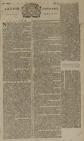 Leydse Courant 1807-07-31