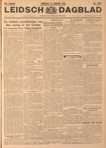 Leidsch Dagblad 1942-08-19