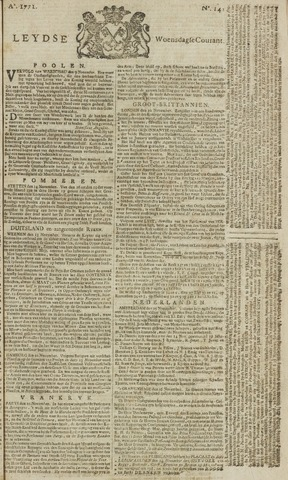 Leydse Courant 1771-11-27