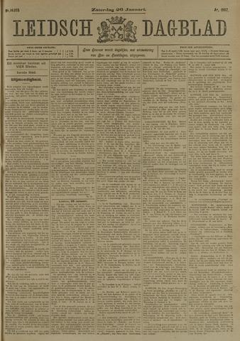 Leidsch Dagblad 1907-01-26