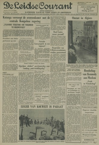 Leidse Courant 1961-07-05
