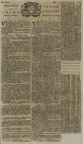 Leydse Courant 1811-11-18