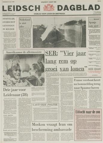 Leidsch Dagblad 1980-07-08