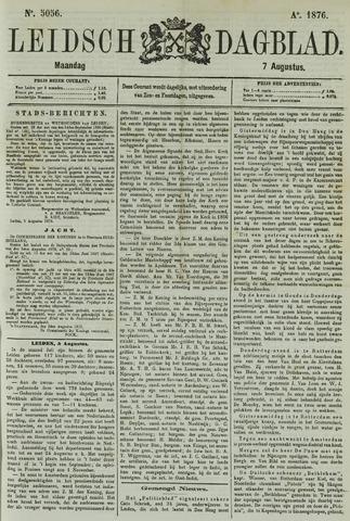 Leidsch Dagblad 1876-08-07