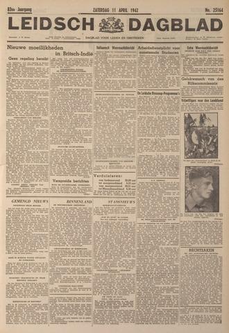 Leidsch Dagblad 1942-04-11
