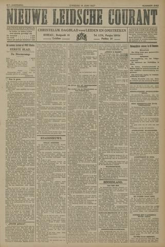 Nieuwe Leidsche Courant 1927-06-14