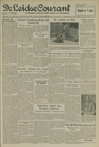 Leidse Courant 1952-03-14