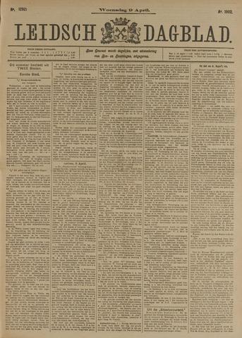 Leidsch Dagblad 1902-04-09