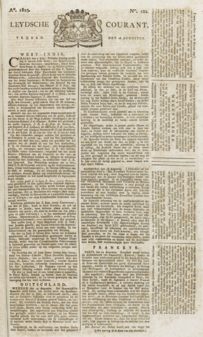 Leydse Courant 1825-08-26