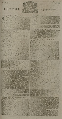 Leydse Courant 1739-07-24