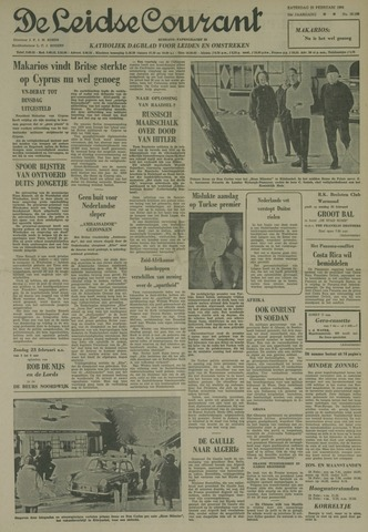 Leidse Courant 1964-02-22