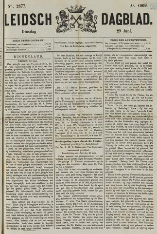 Leidsch Dagblad 1869-06-29