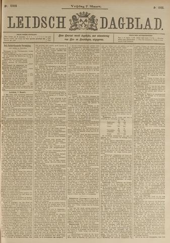 Leidsch Dagblad 1902-03-07