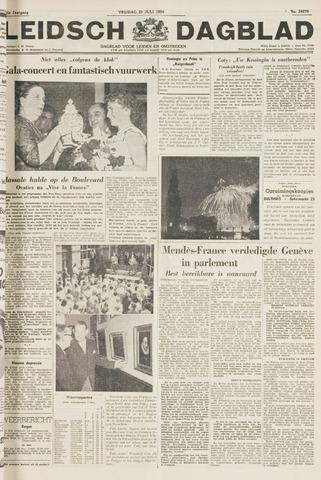 Leidsch Dagblad 1954-07-23