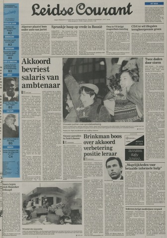 Leidse Courant 1992-11-12