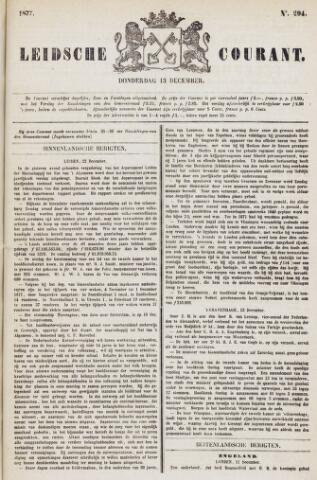 Leydse Courant 1877-12-13