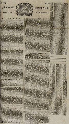 Leydse Courant 1805-08-07