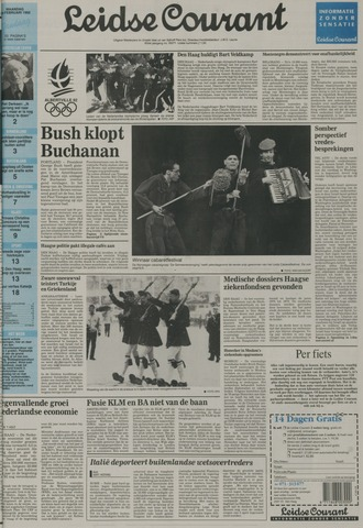 Leidse Courant 1992-02-24