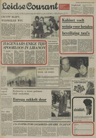 Leidse Courant 1976-04-03