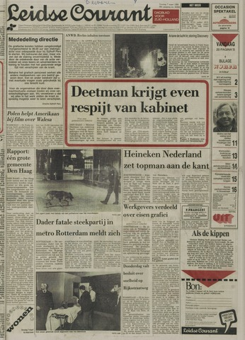 Leidse Courant 1989-03-07