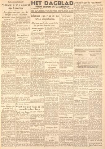 Dagblad voor Leiden en Omstreken 1944-03-03