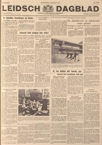 Leidsch Dagblad 1949-01-13