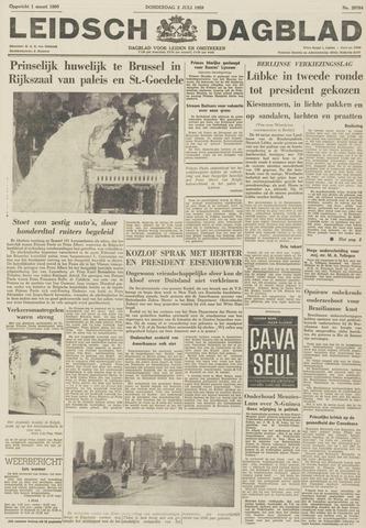 Leidsch Dagblad 1959-07-02