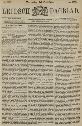 Leidsch Dagblad 1882-10-14