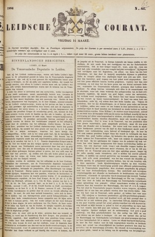 Leydse Courant 1884-03-14