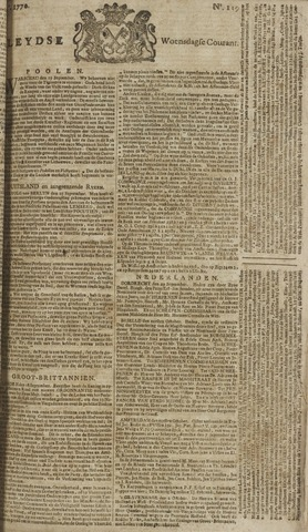Leydse Courant 1770-10-03