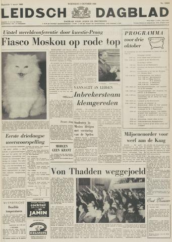 Leidsch Dagblad 1968-10-02