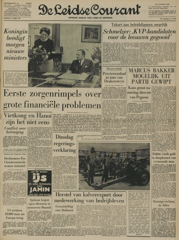 Leidse Courant 1967-04-04