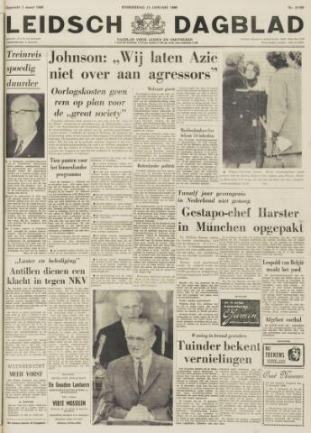 Leidsch Dagblad 1966-01-13