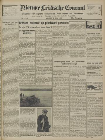Nieuwe Leidsche Courant 1939-06-02