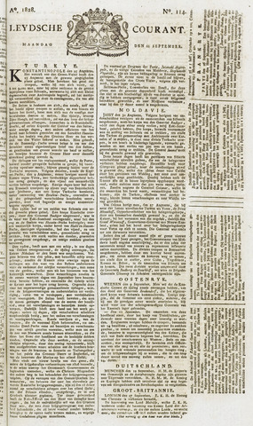 Leydse Courant 1828-09-22