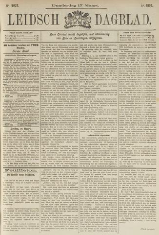 Leidsch Dagblad 1892-03-17