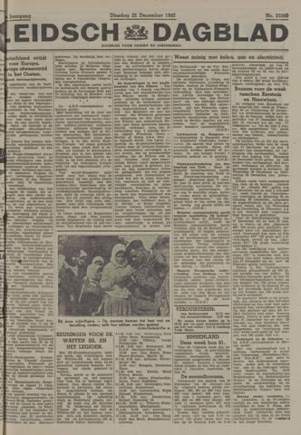 Leidsch Dagblad 1942-12-22