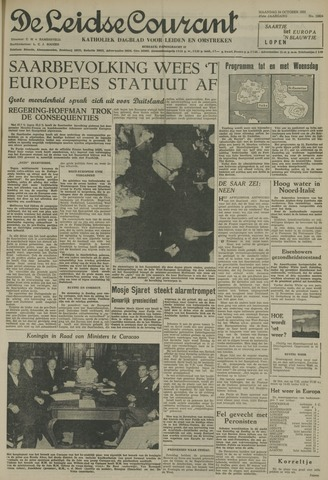 Leidse Courant 1955-10-24