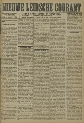 Nieuwe Leidsche Courant 1923-08-08