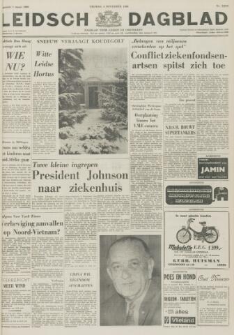 Leidsch Dagblad 1966-11-04